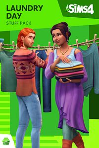 The Sims™ 4 Laundry Day Stuff