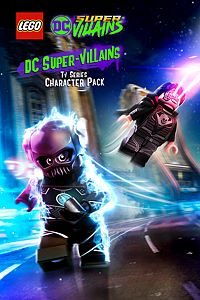 Carátula del juego LEGO DC TV Series Super-Villains Character Pack