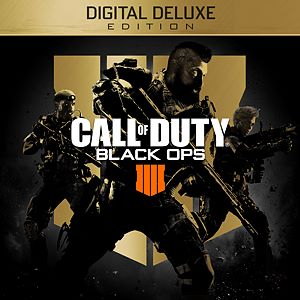 Call of Duty®: Black Ops 4 - Digital Deluxe Xbox One