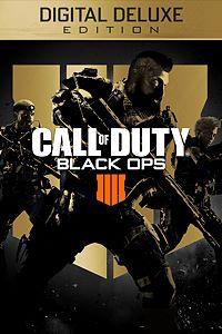Carátula para el juego Call of Duty: Black Ops 4 - Digital Deluxe de Xbox One