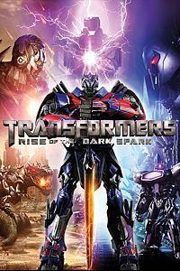 Carátula para el juego Transformers: Rise of the Dark Spark de Xbox One