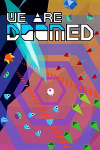 Carátula del juego WE ARE DOOMED para Xbox One