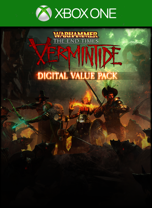 Vermintide - Digital Value Pack boxshot