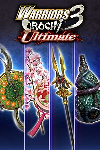 Carátula del juego WARRIORS OROCHI 3 Ultimate WEAPON PACK