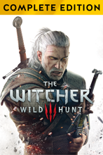The Witcher 3: Wild Hunt Complete Edition for Xbox One [Digital Code]