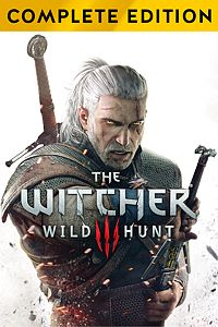 Carátula del juego The Witcher 3: Wild Hunt – Complete Edition