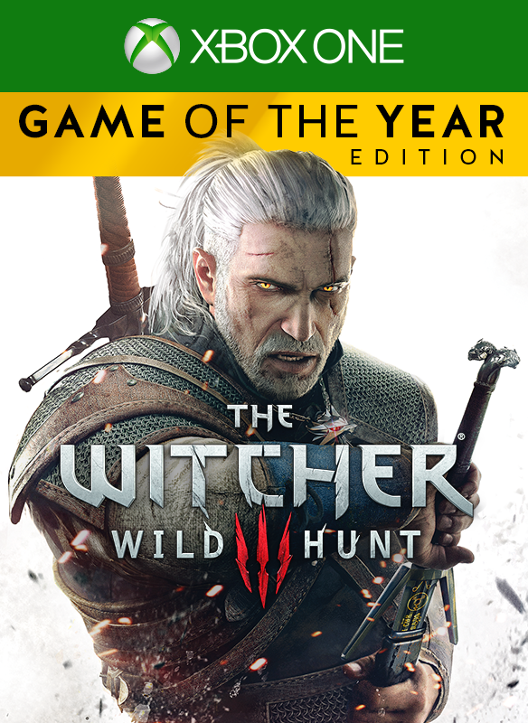 The Witcher 3: Wild Hunt – Game of the Year Edition boxshot
