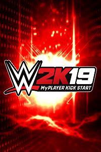 Carátula del juego WWE 2K19 MyPLAYER KickStart