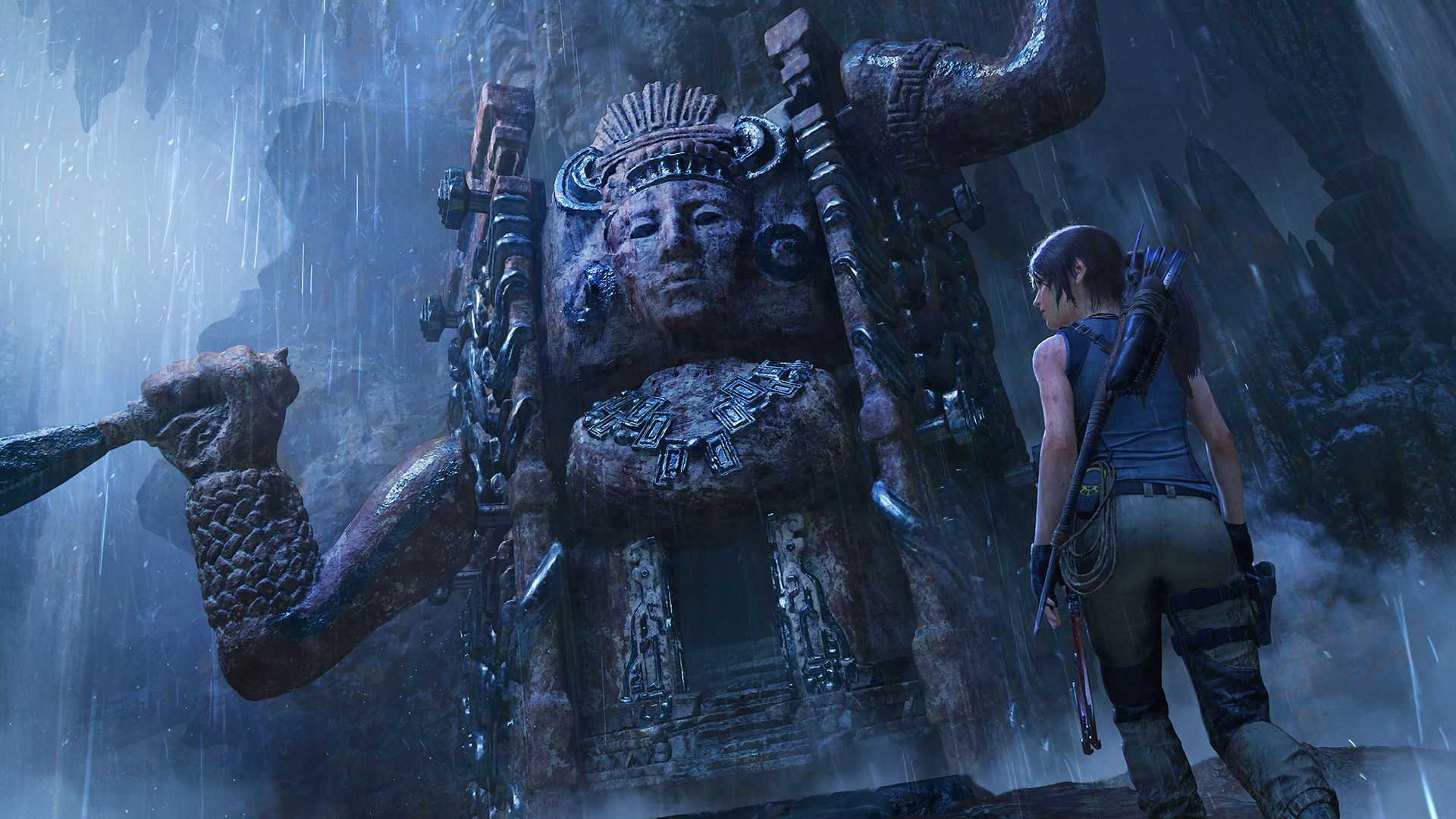 Shadow of the Tomb Raider - Mother Protector