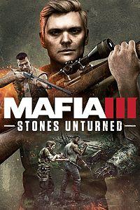 Carátula del juego Mafia III: Stones Unturned de Xbox One
