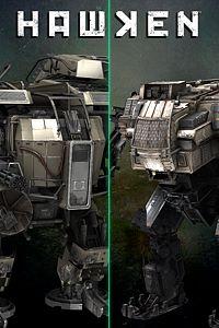 Carátula del juego HAWKEN – Starter Pack para Xbox One