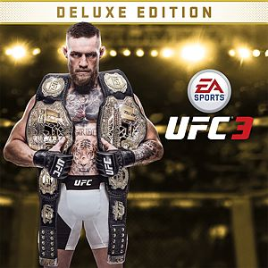 EA SPORTS™ UFC® 3 Deluxe Edition Xbox One