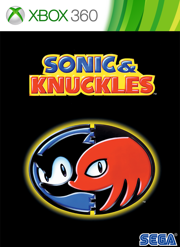 Sonic & Knuckles boxshot