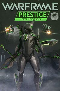 Carátula del juego Warframe: Prestige Collection
