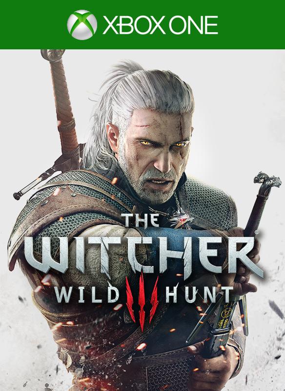 The Witcher 3: Wild Hunt boxshot