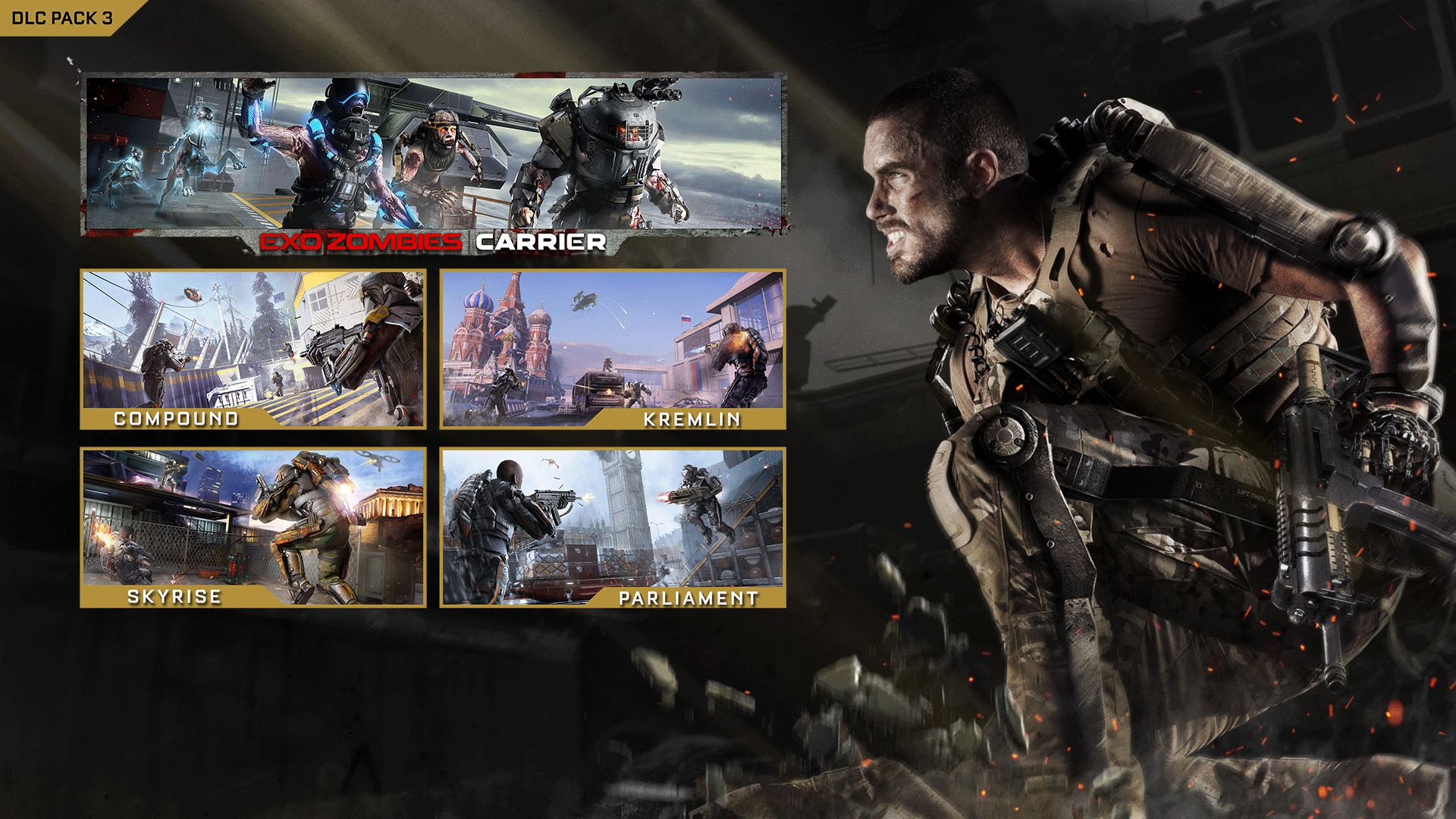 call of duty advanced warfare full game movie
