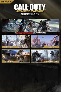 Carátula del juego Call of Duty: Advanced Warfare - Supremacy DLC