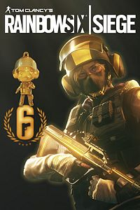 Carátula del juego Tom Clancy'S Rainbow Six Siege: Pro League IQ Set