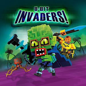 8-Bit Invaders! Xbox One