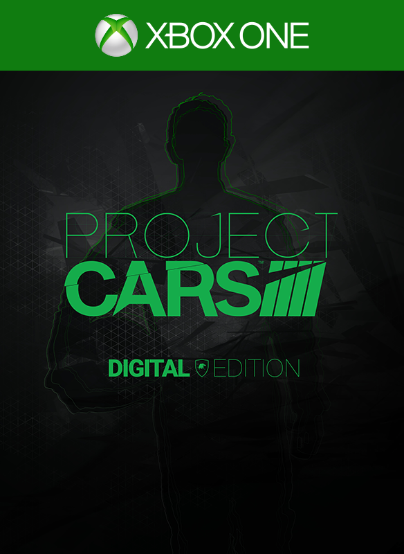 Project Cars Digital Edition boxshot