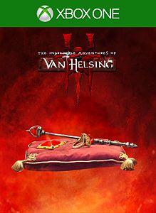 Van Helsing III: Artifacts of The Forgotten King  boxshot