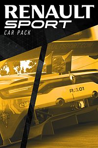 Carátula del juego Project CARS - Renault Sport Car Pack