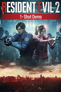 RESIDENT EVIL 2 1-Shot Demo