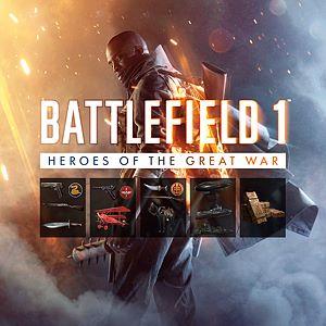 Battlefield™ 1 Heroes of the Great War Bundle Xbox One