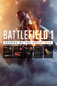 Carátula del juego Battlefield 1 Heroes of the Great War Bundle