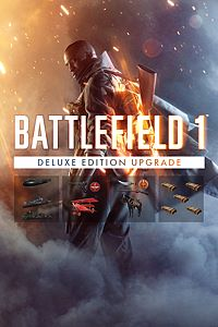 Carátula del juego Battlefield 1 Deluxe Edition Upgrade de Xbox One