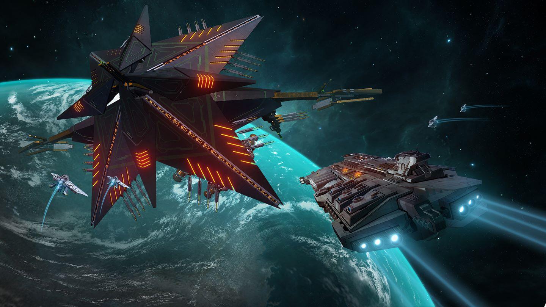 Starpoint Gemini Warlords Install Size Screenshot