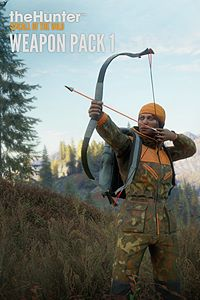 Carátula del juego theHunter: Call of the Wild - Weapon Pack 1
