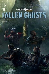 Carátula del juego Ghost Recon Wildlands - Fallen Ghosts