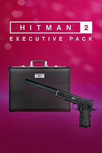 Carátula del juego HITMAN 2 - Executive Pack