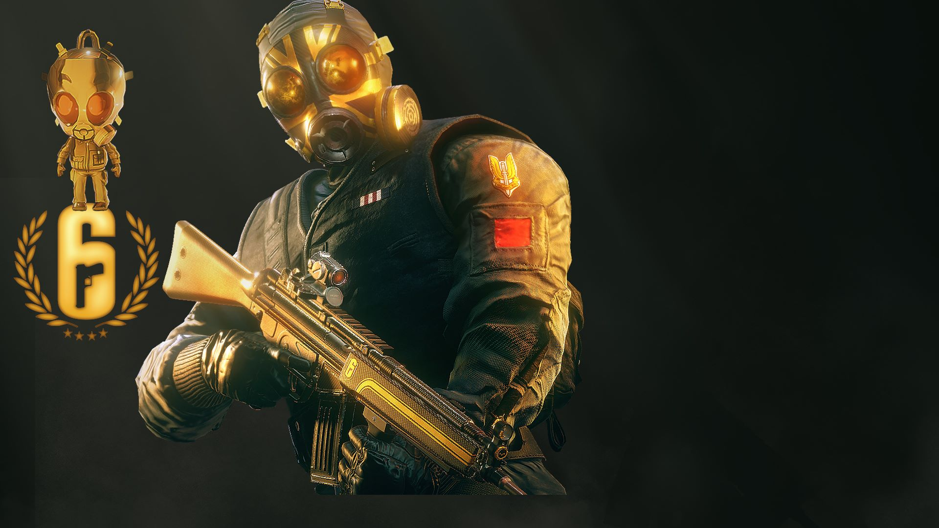 Buy Tom Clancy's Rainbow Six Siege: Pro League Thatcher Set
