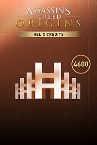 Carátula del juego Assassin's Creed Origins - Helix Credits Large Pack