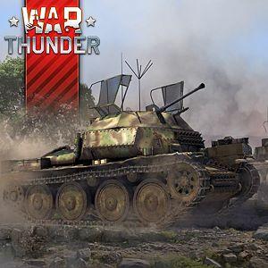 War Thunder - SdKfz 140/1 Pack Xbox One
