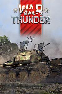 Carátula del juego War Thunder - SdKfz 140/1 Pack