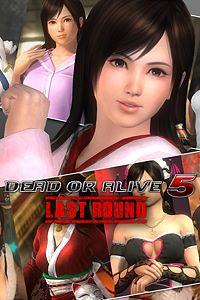 Carátula del juego DOA5LR Ultimate Kokoro Content