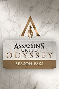 Carátula del juego Assassin's Creed Odyssey - SEASON PASS