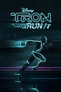 Carátula para el juego TRON RUN/r de Xbox 360