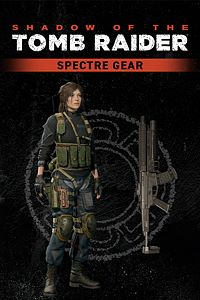 Carátula del juego Shadow of the Tomb Raider - Spectre Gear