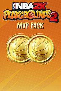 Carátula para el juego NBA 2K Playgrounds 2 MVP Pack – 7,500 VC de Xbox 360