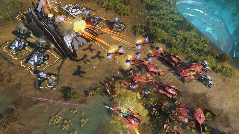 Halo Wars 2 - Pre-Order Screenshot