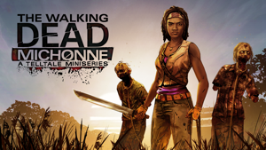 The Walking Dead: Michonne - Ep. 1, In Too Deep Art