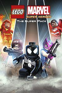 Carátula del juego LEGO Marvel Super Pack