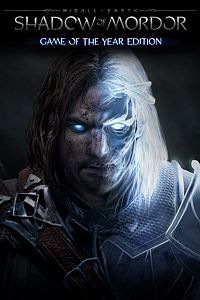 Carátula para el juego Middle-earth: Shadow of Mordor - Game of the Year Edition de Xbox 360