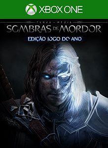 Terra-média™: Sombras de Mordor™ – Edição Jogo do Ano boxshot
