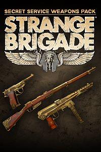 Carátula del juego Strange Brigade - Secret Service Weapons Pack