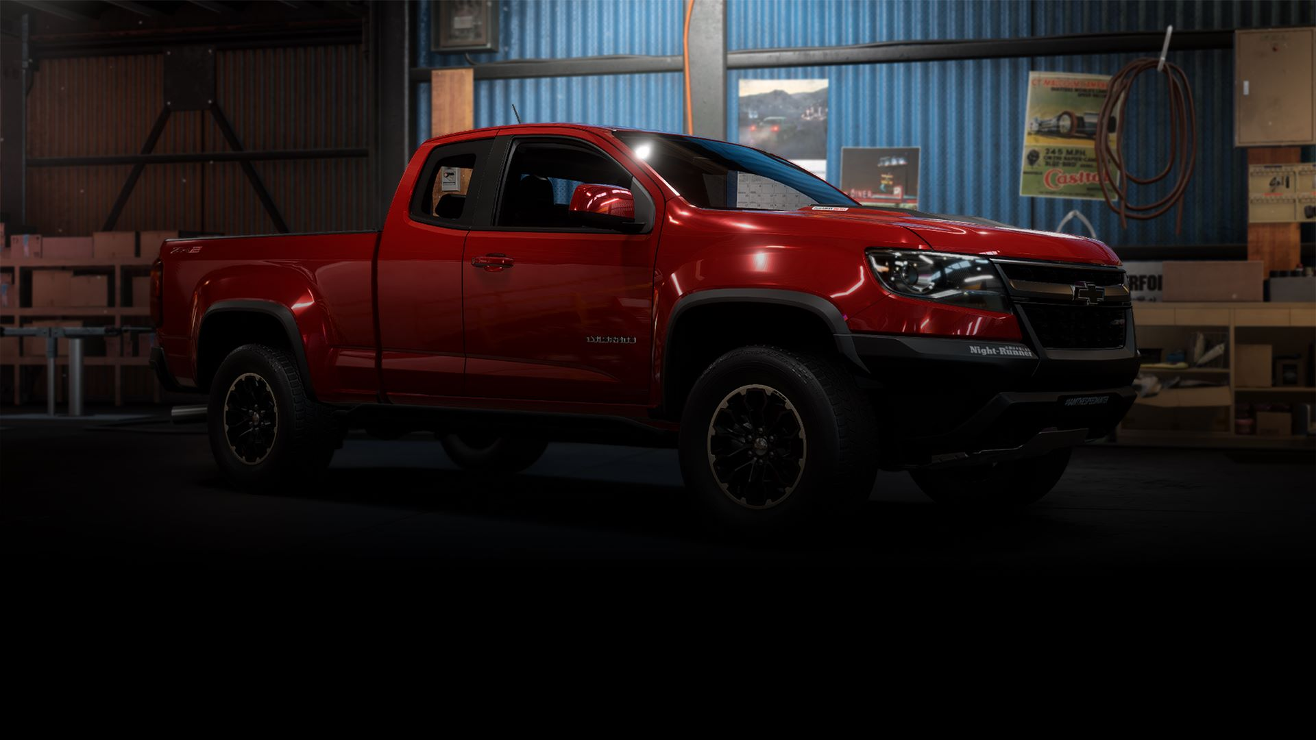 「Need for Speed™ Payback」Chevrolet Colorado ZR2